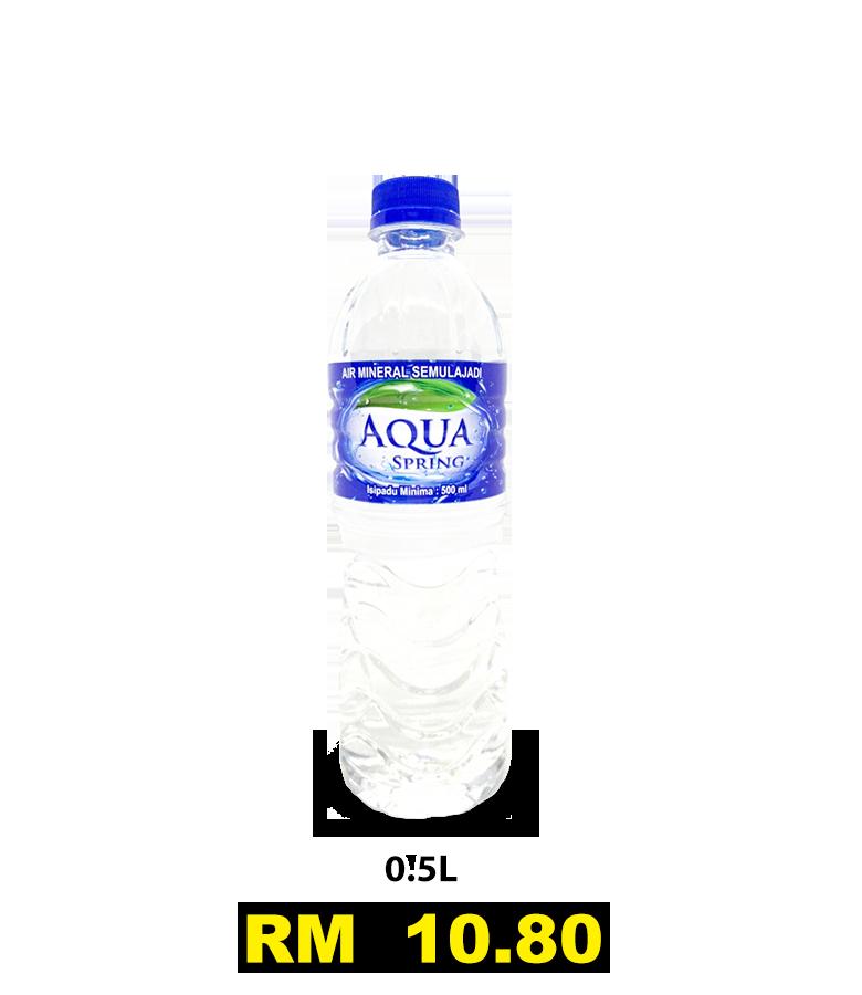 Aqua 0.5L