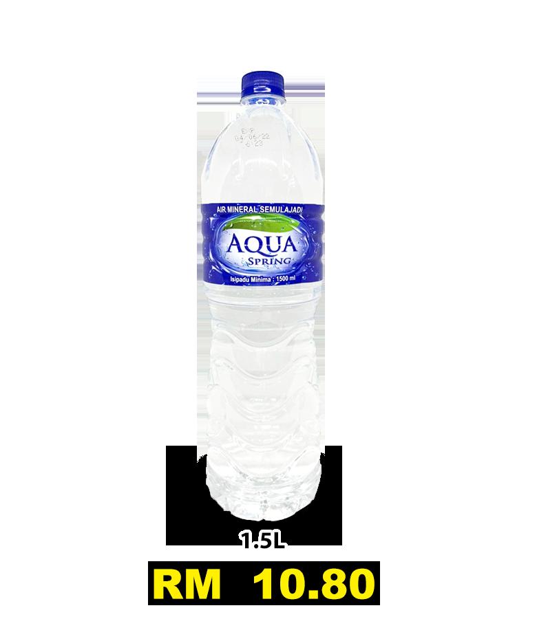 Aqua 1.5L